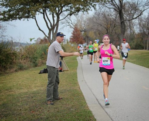 Dallas Marathon 2012