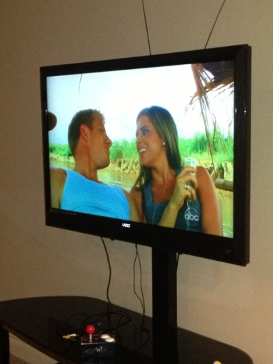 7:30pm-9:15pm - Go to Stacy's to watch Bachelor finale!!