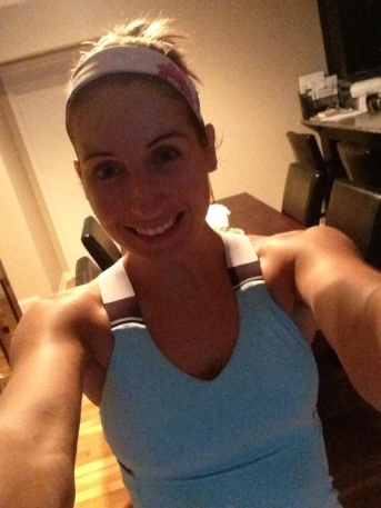 Post long run bliss!