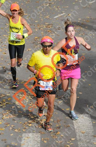 I think this was right before the finish line.