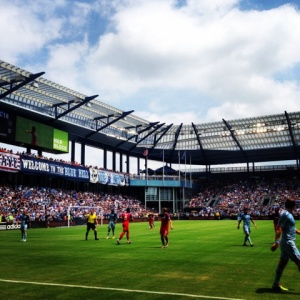 Sporting KC game.